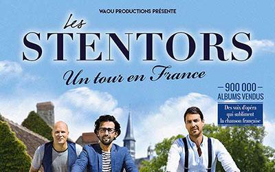 Les STENTORS «UN TOUR EN FRANCE»