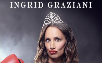 Humour – Ingrid GRAZIANI Du ring à la scène