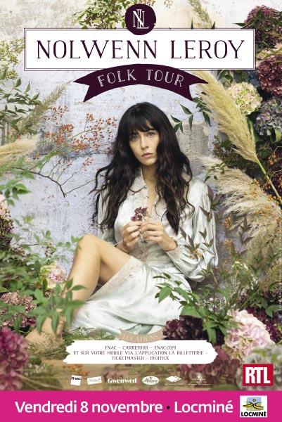 NOLWENN LEROY - Folk Tour