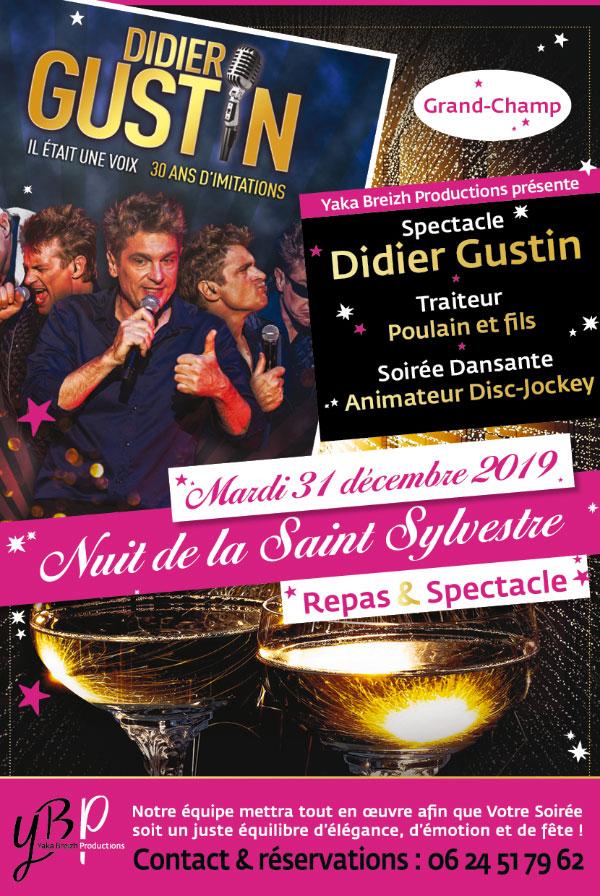 Nuit de la Saint Sylvestre Grand Champ