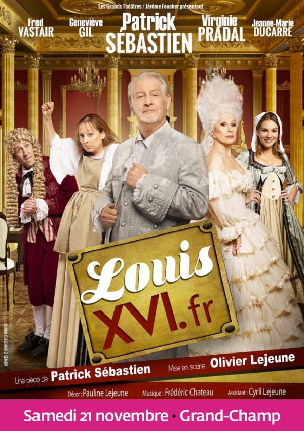 LOUIS XVI.FR ! À Grand-Champ