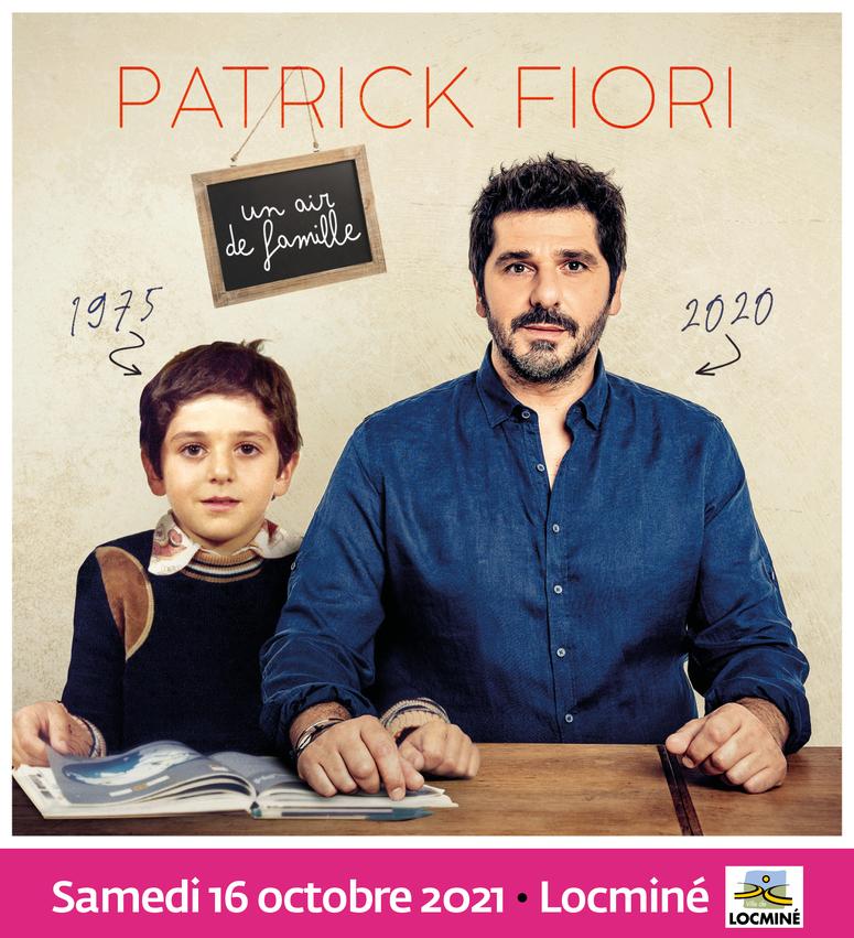 Patrick Fiori À Locminé