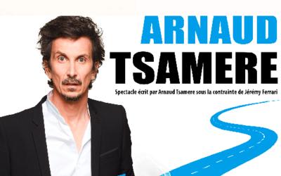 Arnaud Tsamère
