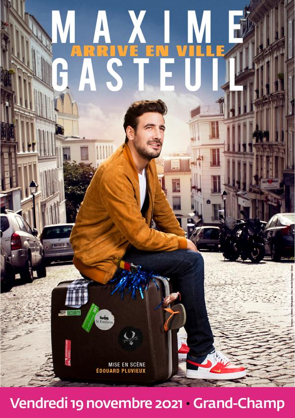 Maxime GASTEUIL À Grand-Champ