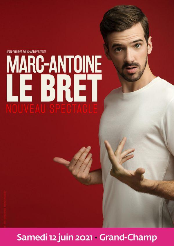 Marc-Antoine LE BRET À Grand-Champ