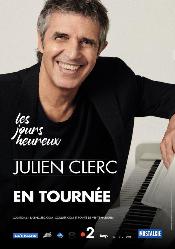 Julien CLERC à Grand-Champ